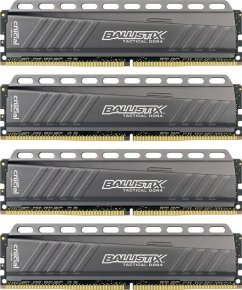 Crucial Ballistix Tactical 32GB Kit DDR4-3000 Desktop Memory BLT4C8G4D30AETA