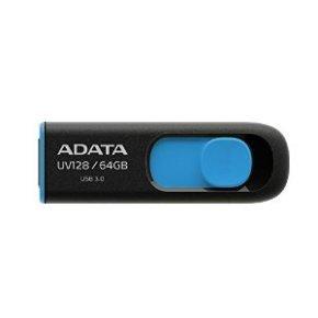 ADATA DashDrive UV128 64GB USB Flash Drive