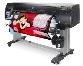 HP Designjet Z6800 60-inch A0 Photo Production Large Format Inkjet Printer
