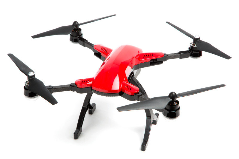Simtoo Follow Me drone Pro pack Red