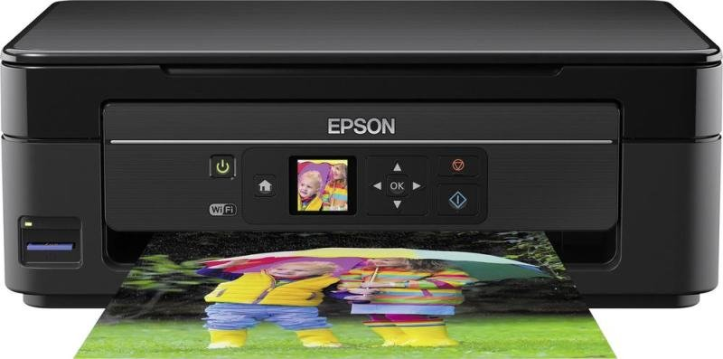 Epson Expression XP-342 A4 Multi-Function Wireless Colour Inkjet Printer
