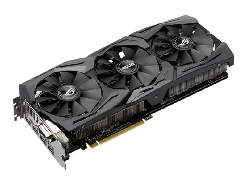 Asus GeForce GTX 1060 Gaming 6GB GDDR5 DVI-D HDMI DisplayPort PCI-E Graphics Card