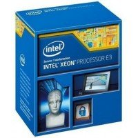 Intel Xeon E3-1226 v3 3.30GHz Socket LGA1150 8MB Cache Retail Boxed Processor