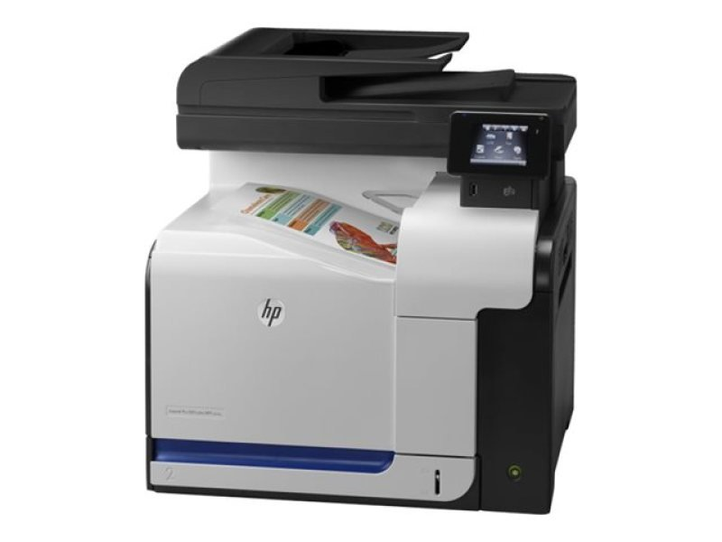EXDISPLAY *HP Laserjet Pro 500 MFP M570dn Colour Printer