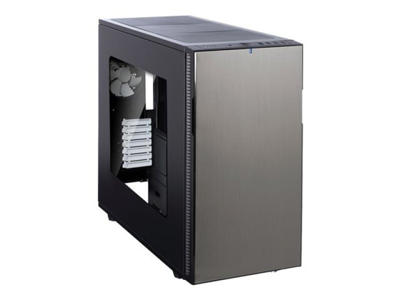 Fractal Design Define R5 Titanium grey  Window Side Panel Computer Case