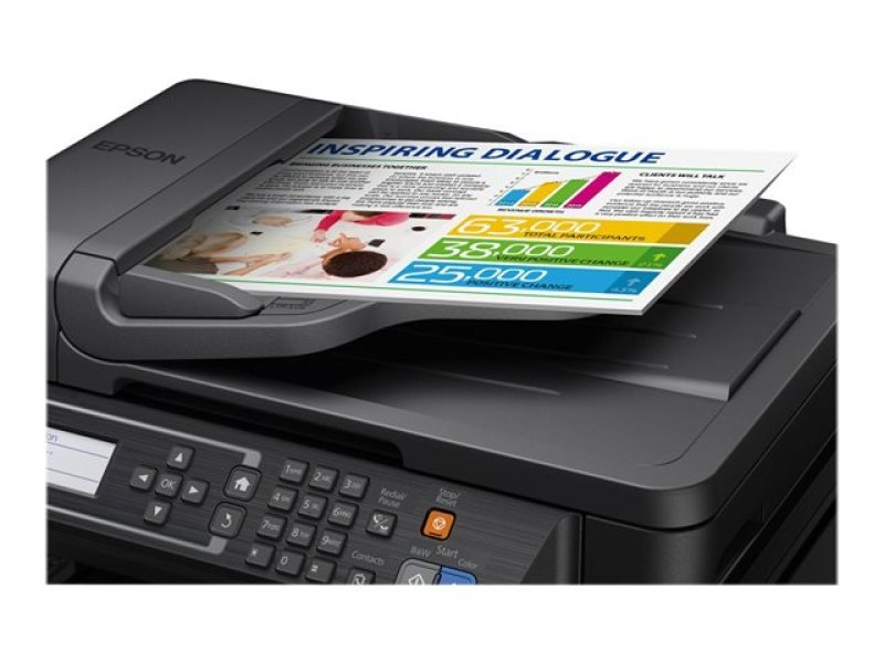 Epson EcoTank ET-4550 All-in-one Multi-Function Inkjet Printer