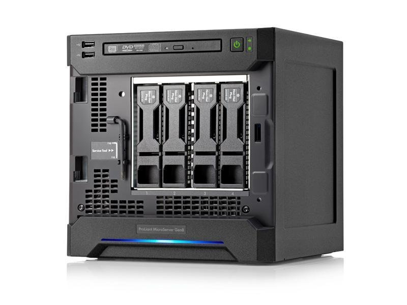 hpe proliant gen8 4gb ram microserver. Black Bedroom Furniture Sets. Home Design Ideas