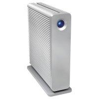 LaCie d2 Quadra 3TB Dual FireWire 800 + eSATA + USB 3.0 Professional Desktop External Hard Drive