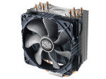 EXDISPLAY Cooler Master Hyper 212x 4 Heatpipe  1x 120 Pwm Fan  Tower Cpu Cooler