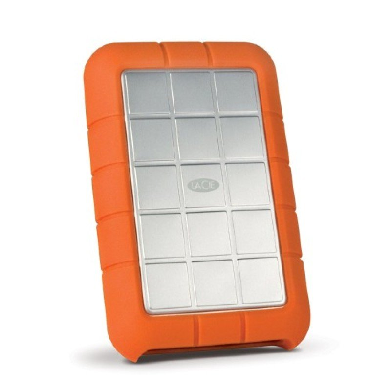 LaCie Rugged Triple 2TB Portable Hard Drive