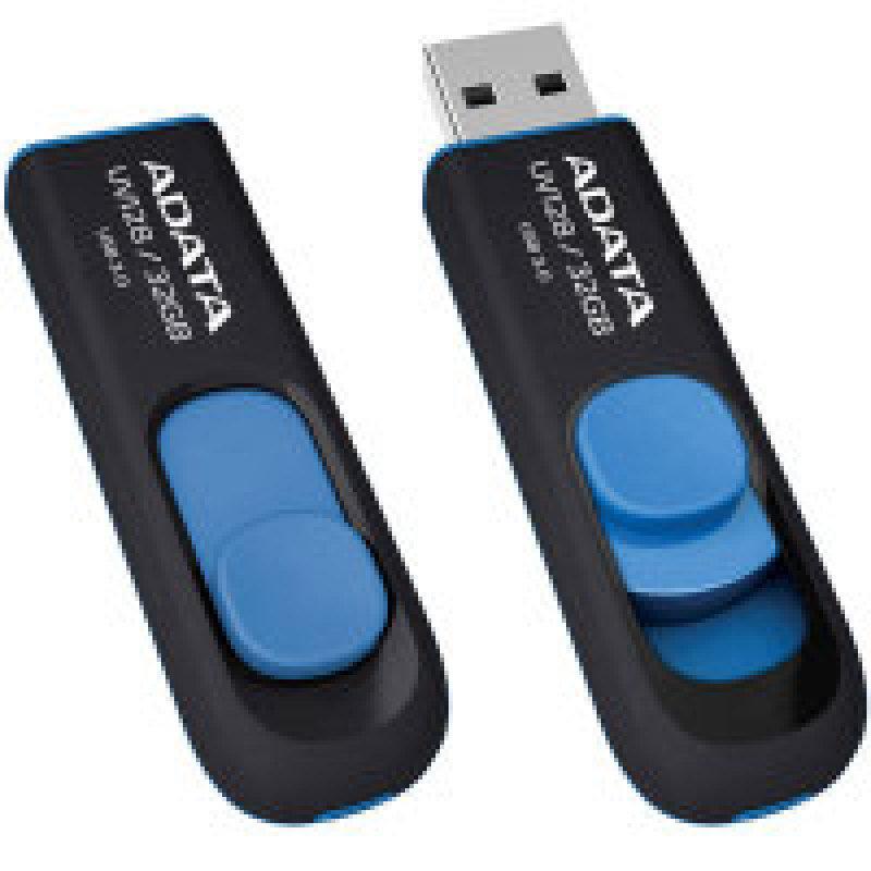 ADATA DashDrive UV128 32GB USB Flash Drive