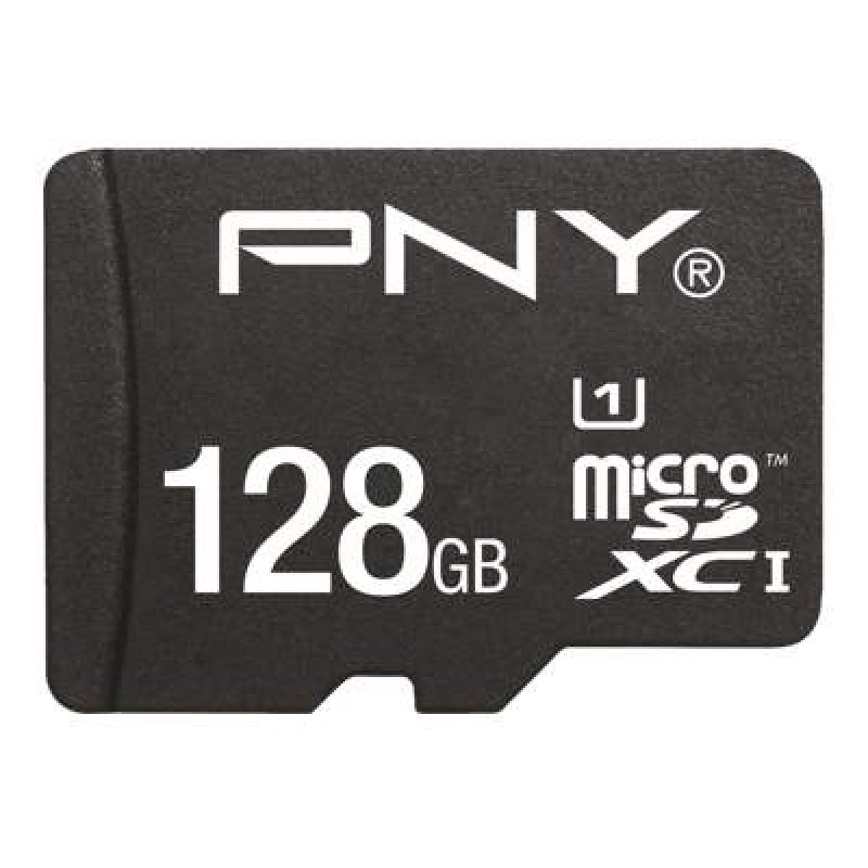PNY High Performance 128GB microSDXC UHS-I Memory Card