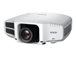 Epson Eb-g7000w - Lcd Projector - 6500 Lumens - Wxga (1280 X 800) - 16:10 - Hd 720p - Lan