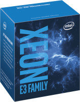 Intel Xeon E3-1275 v5 3.60 GHz Socket LGA1151 8MB Cache Retail Boxed Processor