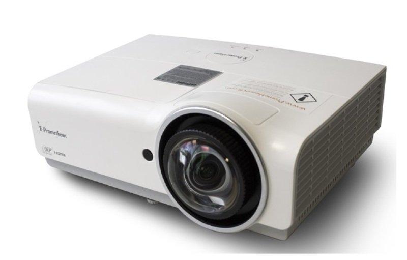 Promethean Prm45a  Dlp Projector  3d  Wxga (1280 X 800)  1610  Hd 720p  Shortthrow Fixed Lens