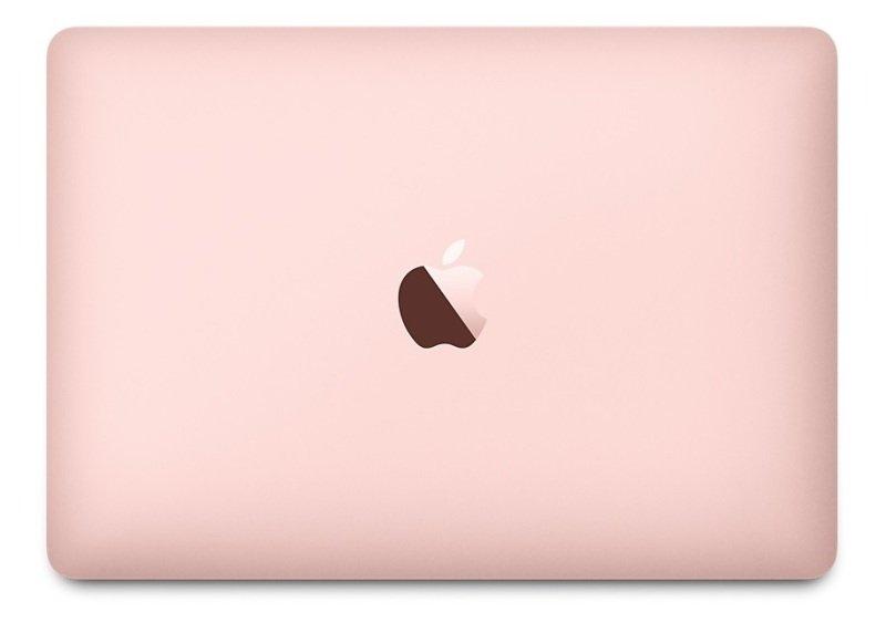 Apple MacBook Intel Core M3 CPU 1.1GHz  8GB RAM 256GB Flash 12&quot IPS 2304 x 1440 NoDVD Intel HD WIFI OS X 10.11 El Capitan  Rose Gold