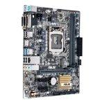 Asus H110M-A/M.2 Socket 1151 VGA DVI-D HDMI 8-Channel HD Audio mATX Motherboard
