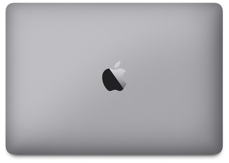 Apple MacBook Intel Core M3 CPU 1.1GHz  8GB RAM 256GB Flash 12&quot IPS 2304 x 1440 NoDVD Intel HD WIFI OS X 10.11 El Capitan  Space Grey