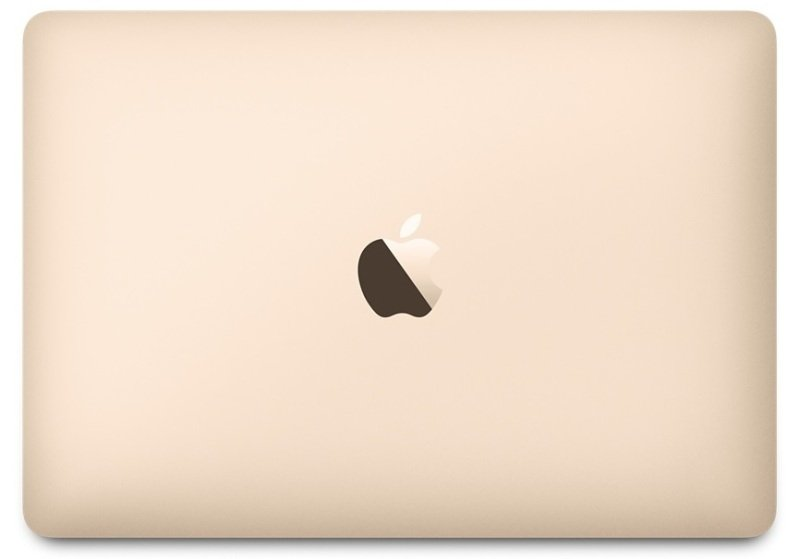 Apple MacBook Intel Core M5 CPU 1.2GHz 8GB RAM 512GB Flash 12&quot IPS 2304 x 1440 NoDVD Intel HD WIFI OS X 10.11 El Capitan  Gold
