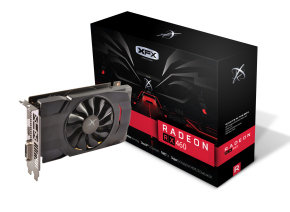 XFX Radeon RX 460 4GB GDDR5 DVI HDMI DisplayPort PCI-E Graphics Card
