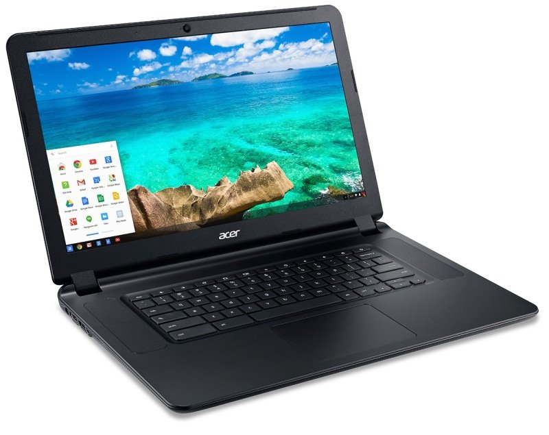 Acer C910 Chromebook Intel Core i35005U 2GHz 4GB RAM 32GB SSD 15.6&quot LCD NoDVD Intel HD Webcam Chrome OS