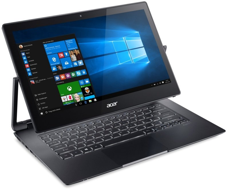 Acer Aspire R 13 Pro Convertible Laptop