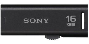 Sony 16GB USB Flash Drive with File Rescue