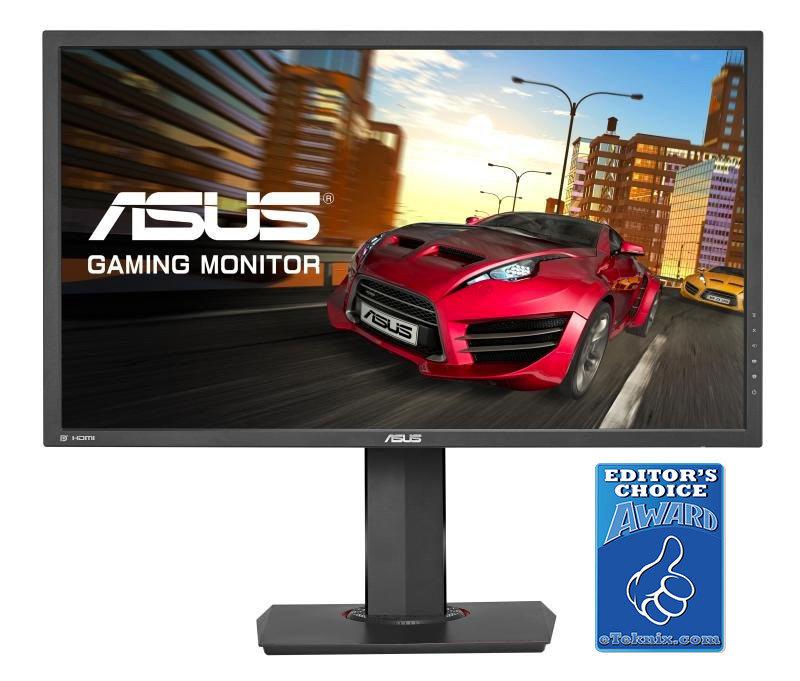 """Asus MG28UQ 28"""" 3840 x 2160 1ms Adaptive Sync Gaming Monitor"""