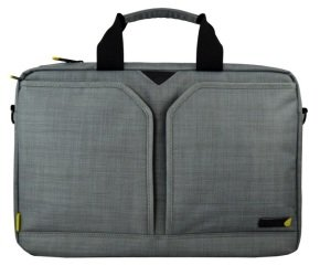 "Techair 15.6"" EVO Laptop Shoulder Bag"