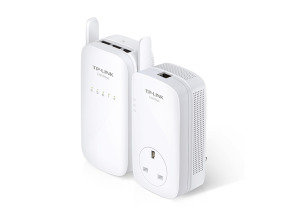 TP-Link TL-WPA8630KIT AV1200 Gigabit Powerline ac Wi-Fi Kit
