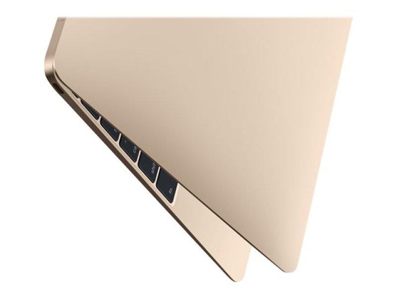 Apple MacBook Intel Core M3 CPU 1.1GHz  8GB RAM 256GB Flash 12&quot IPS 2304 x 1440 NoDVD Intel HD WIFI OS X 10.11 El Capitan  Gold