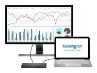 Kensington SD4600P USB-C Dock with Power