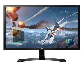 "LG 27UD58 27"" Ultra HD IPS Monitor"
