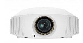 Sony VW520 4K Projector - White