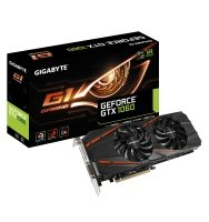 EXDISPLAY Gigabyte GeForce GTX 1060 G1 Gaming 6GB GDDR5 Dual-Link DVI-D HDMI 3x DisplayPort PCI-E Graphics Card
