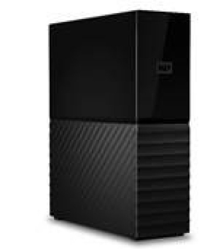 Western Digital My Book 8TB Desktop Hard Drive