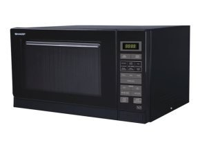Sharp Microwave 25 Litre Capacity Black