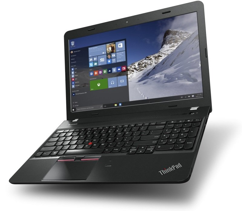 "EXDISPLAY Lenovo ThinkPad E560 Laptop Intel Core i3-5005U 2GHz 4GB RAM 500GB HDD 15.6"" LED DVDRW Intel HD WIFI Camera Bluetooth Windows 7 / 10 Pro 64bit"