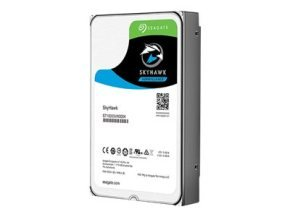 "Seagate SkyHawk 6TB Surveillance Hard Drive 3.5"" SATA III 6GB's 7200RPM 256MB Cache"