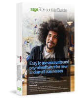 Sage Essentials Business Bundle - Accounts and Payroll