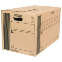 DOUBLE WALL CARGO BOX 660X350X370MM PK10