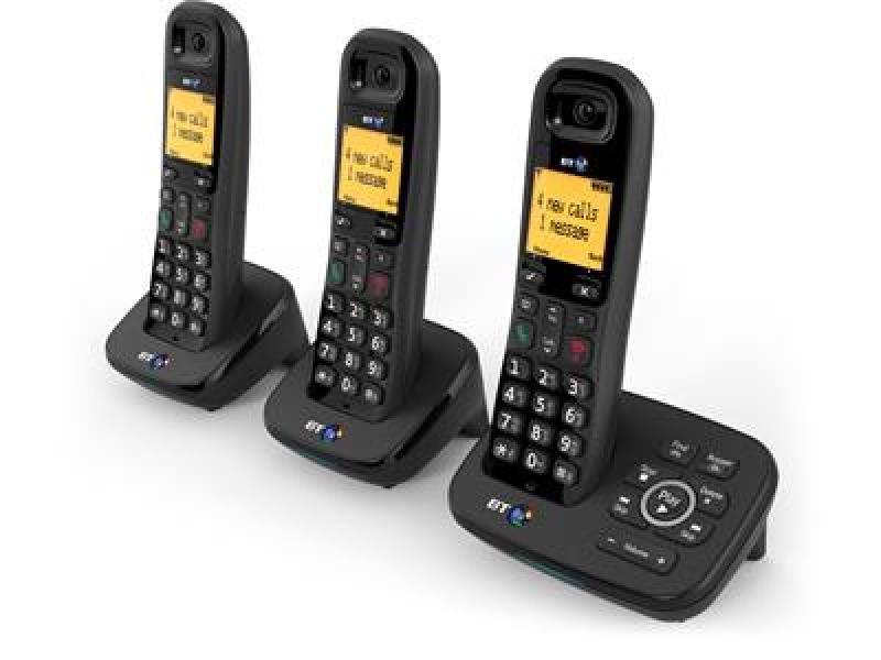 cordless telephone answering machine