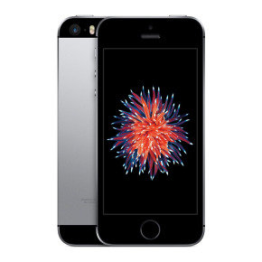 "Apple iPhone SE 4"" 16GB - Space Gray"