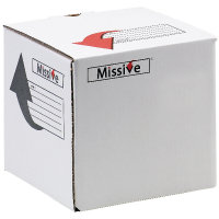 MISSIVE MAILING BOX 150X150X144 PK20