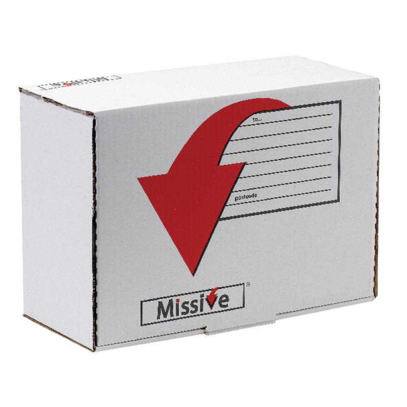 Image of MISSIVE MAILING BOX 275X195X107 PK20