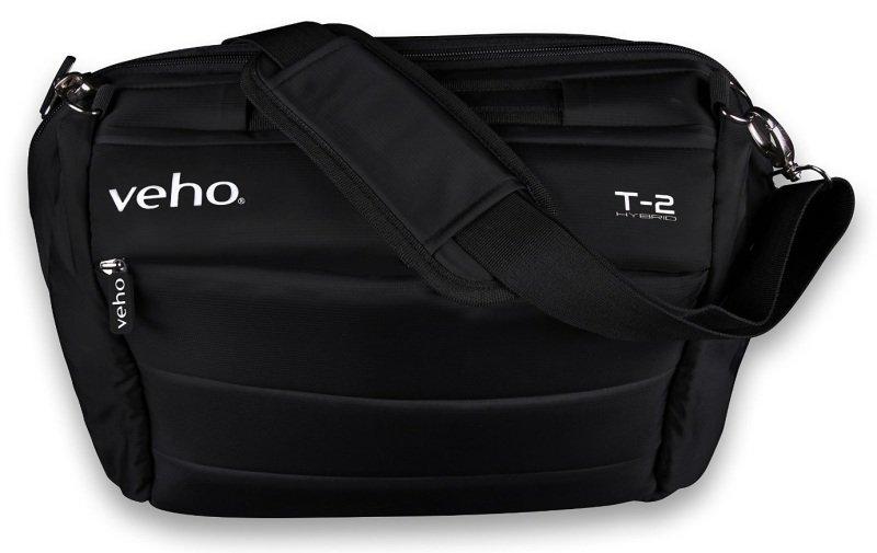 "Veho Vnb001t2 Hybrid Super Padded 17"" Bag With Rucksack  Backpack Option For Laptop  Notebook"
