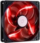 Cooler Master SickleFlow 120 Red LED Fan - 120mm, 2000RPM
