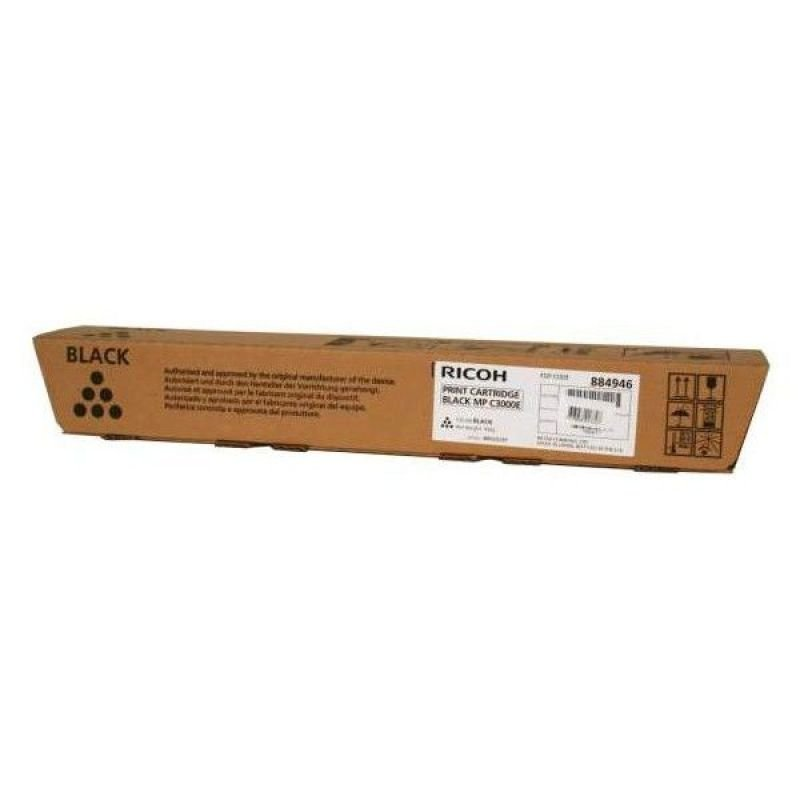 Ricoh Type 3000 Black Toner cartridge