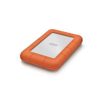 LaCie Rugged Mini 2TB USB 3.0 Portable External Hard Drive