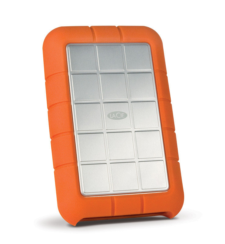 LaCie Rugged Triple 1TB FireWire 800  USB 3.0 Portable External Hard Drive